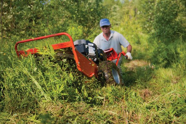 Ready to tackle that area of your property that has turned into a tangled mess? It's easy to let some parts of your property get overgrown and out of control — especially on larger plots of land. Without proper attention, most areas will try to revert back to their natural, woody... #brushmowing