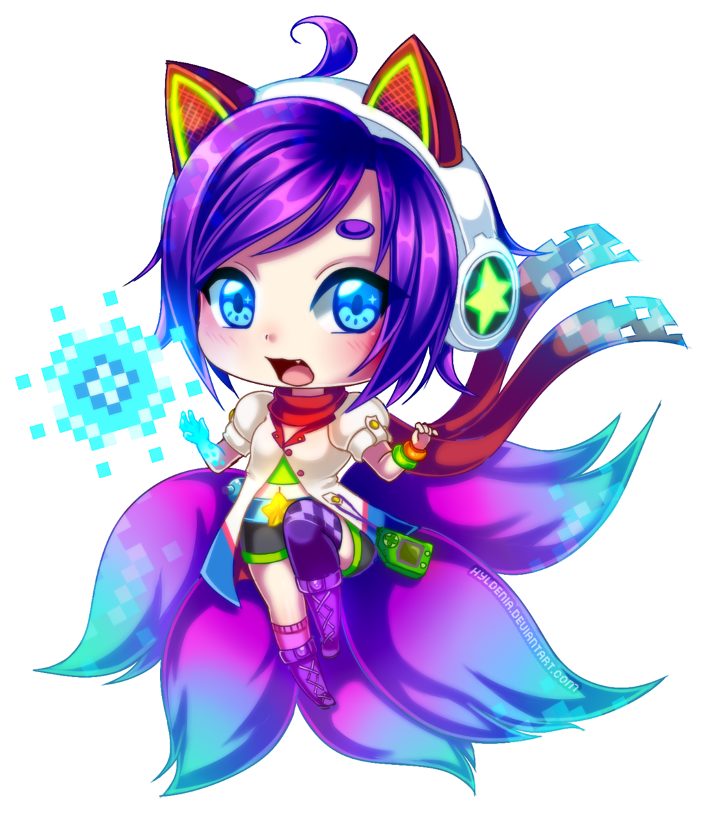 League Of Legends Arcade Ahri Wallpapers For Iphone On Wallpaper