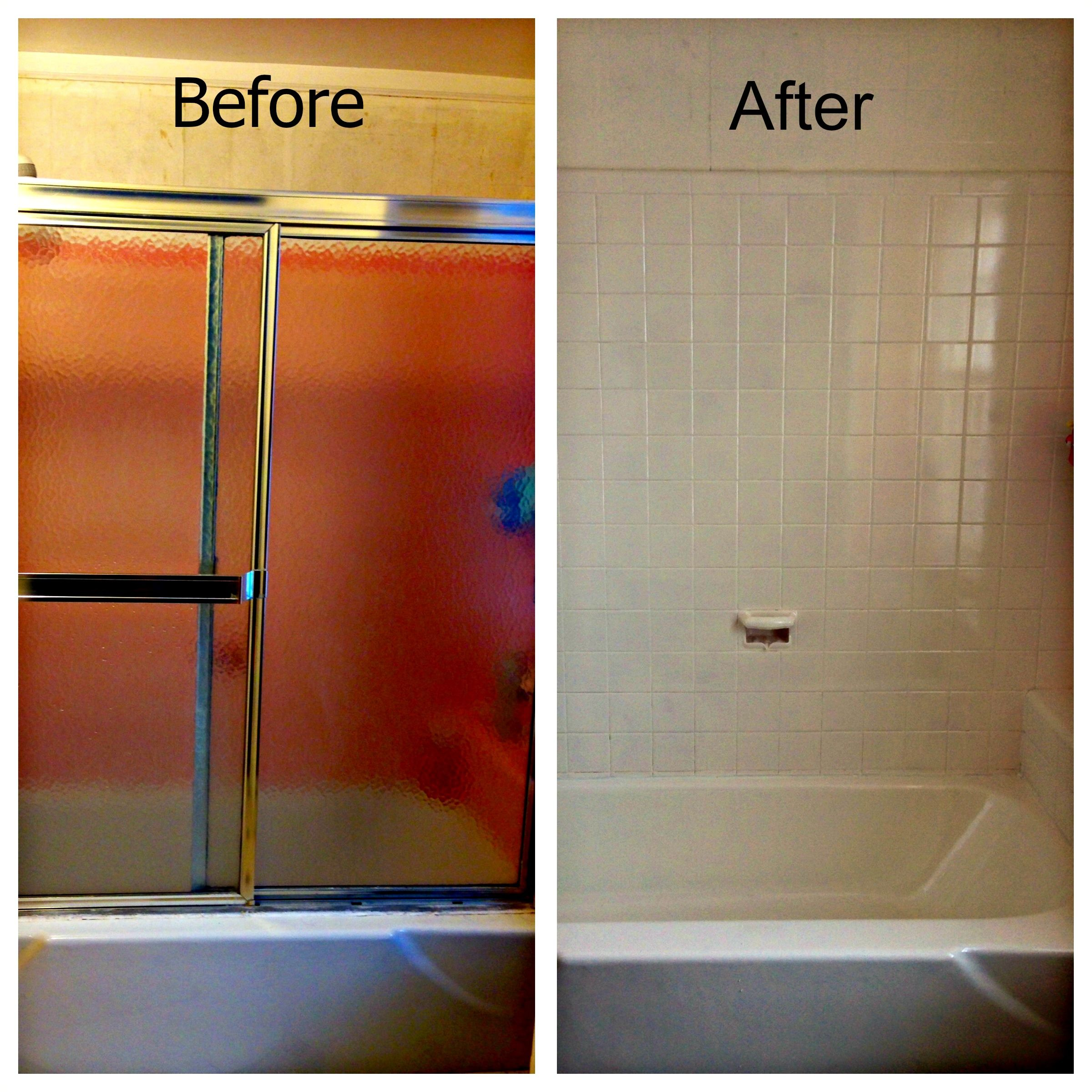 Do You Have Ugly Tiles And A Tight Budget No Problem You Can Paint Tile With Special Paint
