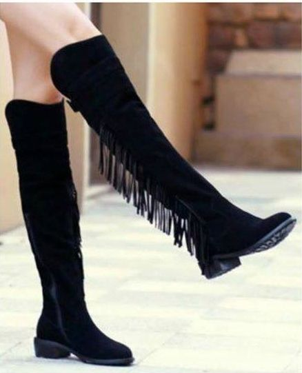 COWGIRLS ROCK BOOTS Zipper Detail Tan Suede Ankle Boots #booots ...
