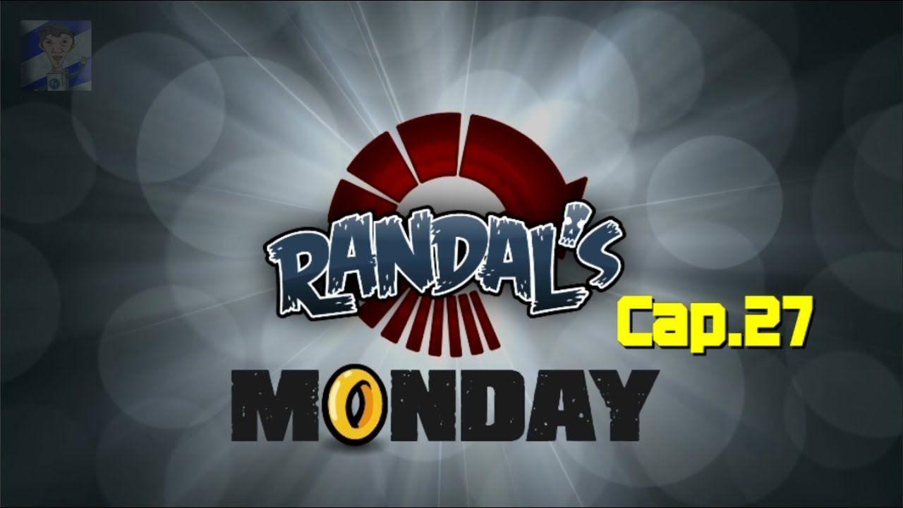 Randal's Monday - Cap 27 - Max Rhator inKonvention