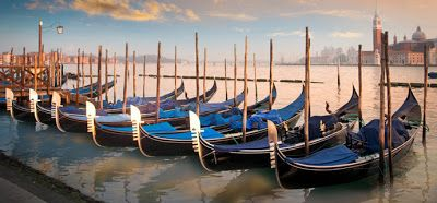 Venice At Dawn Before The Tourists Wake Car Rental Italy Car