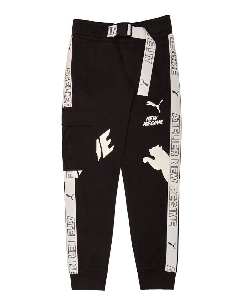 daac20cd01b9 Puma x ANR Pants (Black)   Made of a cotton blend