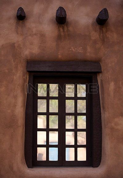 Close-up Of Window, Santa Fe, New Mexico, USA Stock Photos / Pictures / Photography / Royalty Free Images at Inmagine