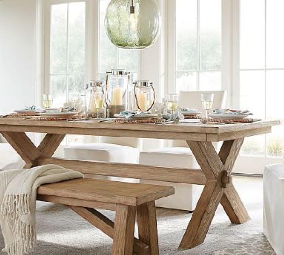 Large Farmhouse Table For Dining Room Big Family 13 dining room