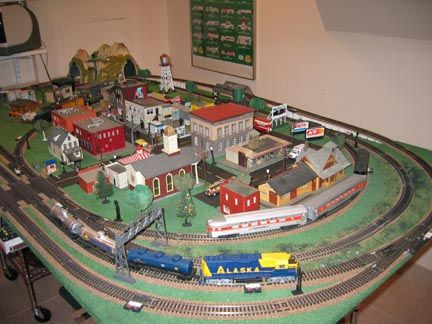 Pin By Kyle Neal On Hobbies Model Train Layouts Model