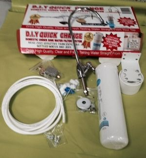 Under Sink Water Filtration Kit All In One Water Filter Kit Which