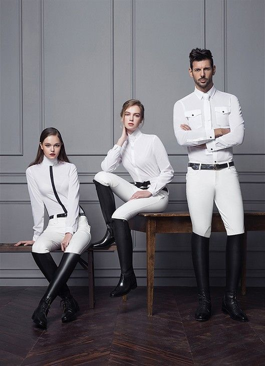 Equestrian Fashion Michael And Kenzie 1911 The