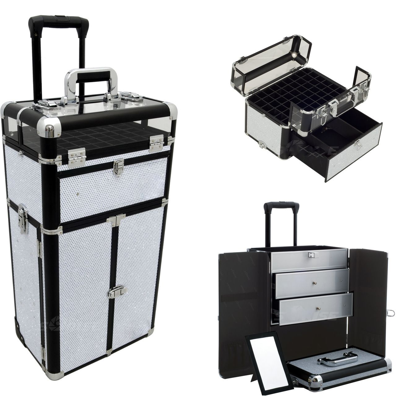 Carry the Tools Of Your Trade in Well Designed Pro Makeup Cases ...