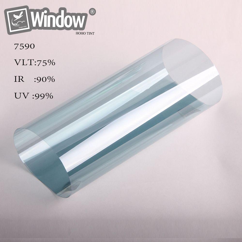 Car window coverings  vlt nano ceramic film auto car window solar home tint residential