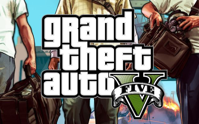 New 'Grand Theft Auto V' Trailer Takes Game Violence to the