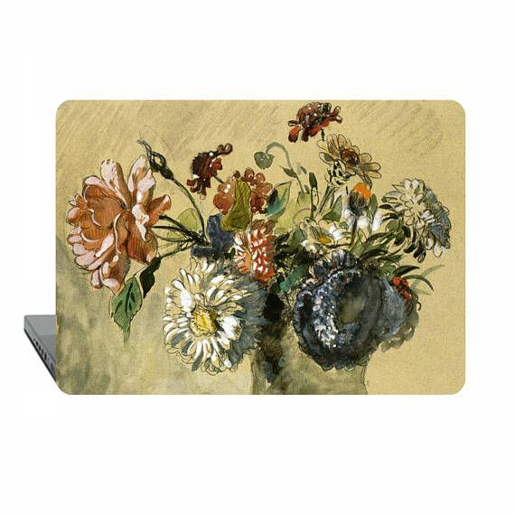 Flower Macbook Pro 13 inch 2016 classic art Case MacBook Air