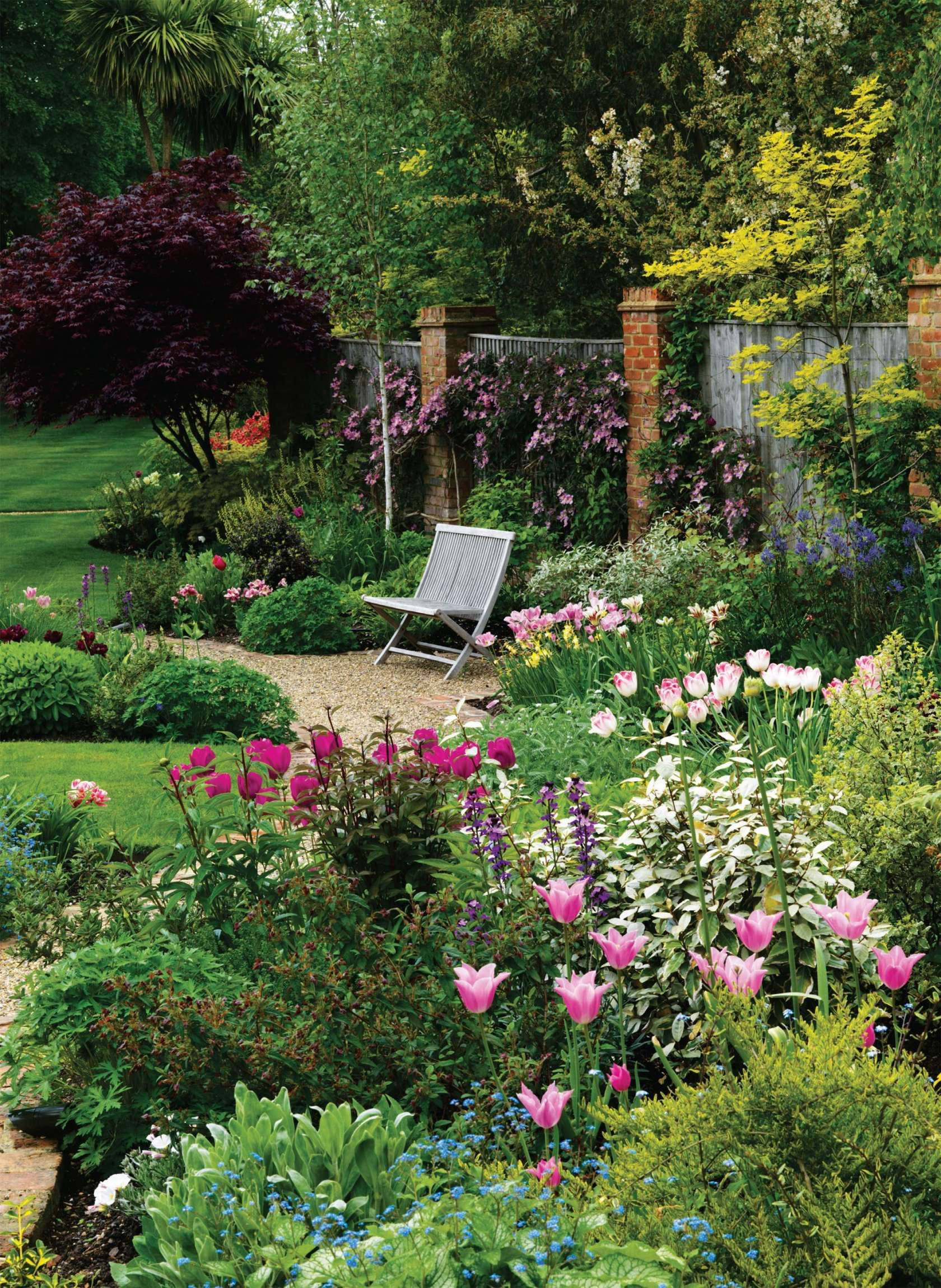 A Colourful Garden For All Seasons Period Living 400 x 300