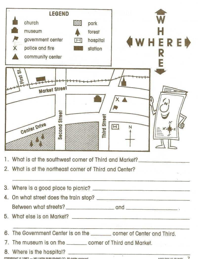 Workbooks social studies worksheets 6th grade : Pin by Holly Bodden on things I like | Pinterest | Auditory ...