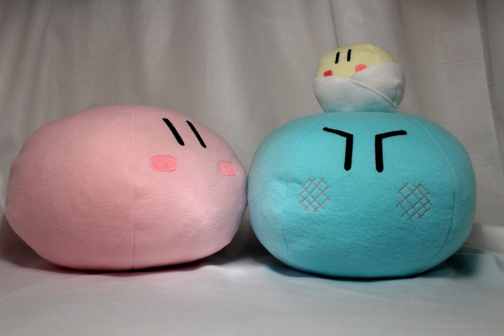 Remarkable Adorable Dango Bean Bag Plushies Based Off Of The Anime Lamtechconsult Wood Chair Design Ideas Lamtechconsultcom