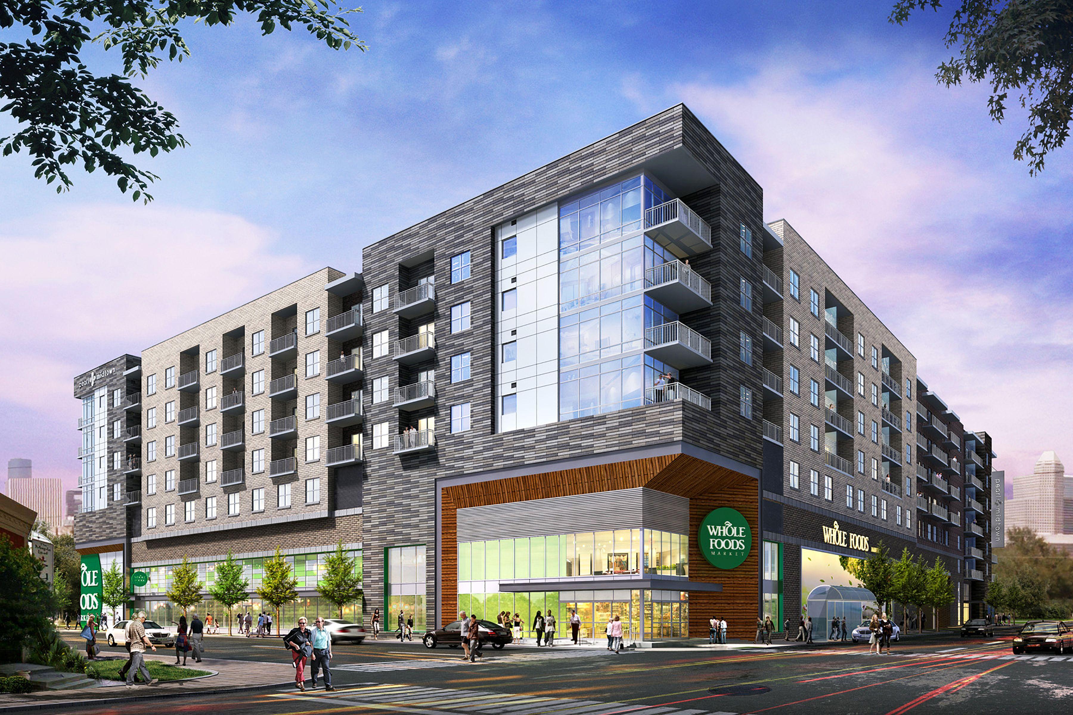 Smith Street Houston, Texas architecture design
