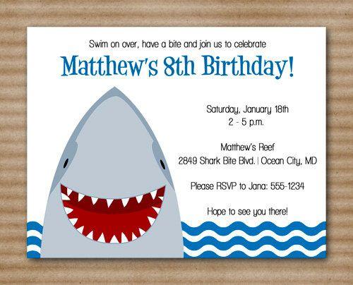 printable shark invitation shark party invitation shark birthday, free shark party invitations, handmade shark party invitations, printable shark party invitations