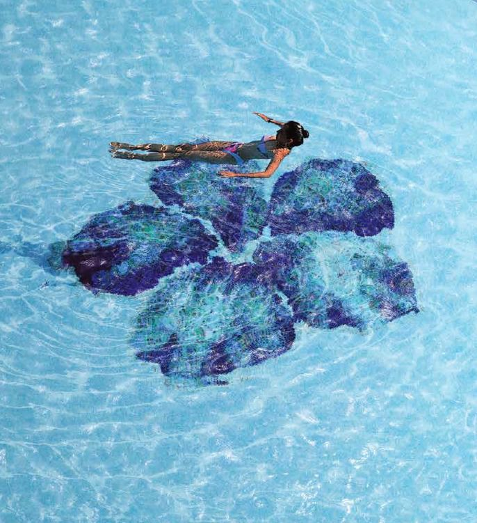 Trendy Wiosna Lato 2016 Modne Fryzury Buty Manicure Mosaic Pool Custom Mosaic Tile Mosaic Tiles