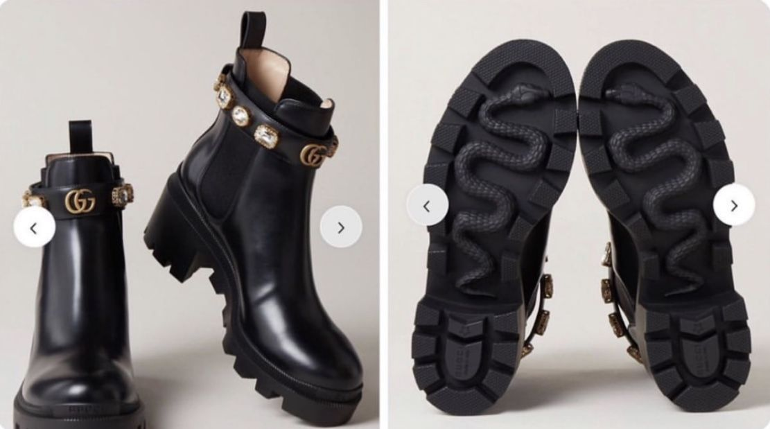 gucci snake boots off 55% - www.mpl