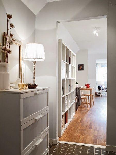 C moda blanca ikea home deco pinterest c moda blanca aticos y decoracion estilos - Comoda blanca ikea ...