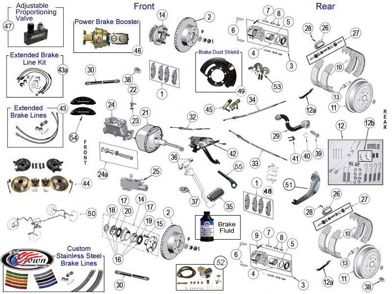 Interactive Diagram Wrangler Yj Brake Parts Jeep Wrangler Yj