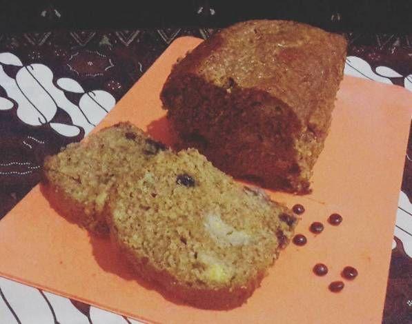 Resep Banana Cake Ala Farah Quinn Gluten Free Oleh Maria G Soemitro Resep Kue Pisang Makanan Enak Makanan