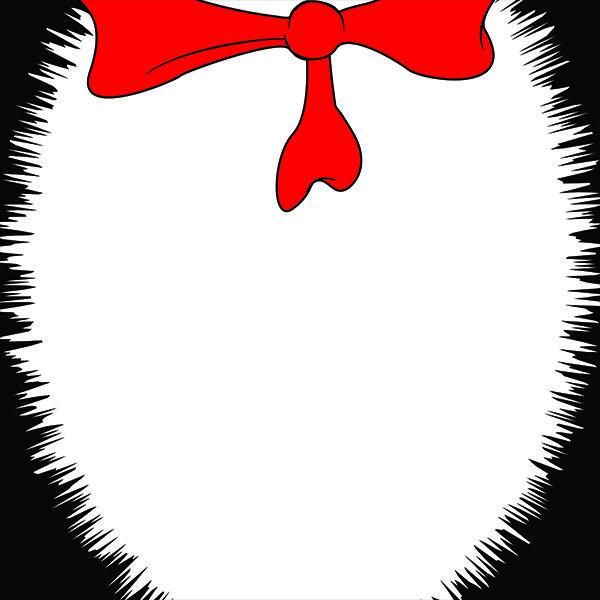 dr seuss stickers clipart free clip art images border paper rh pinterest com Dr. Seuss Coloring Pages Dr. Seuss Border