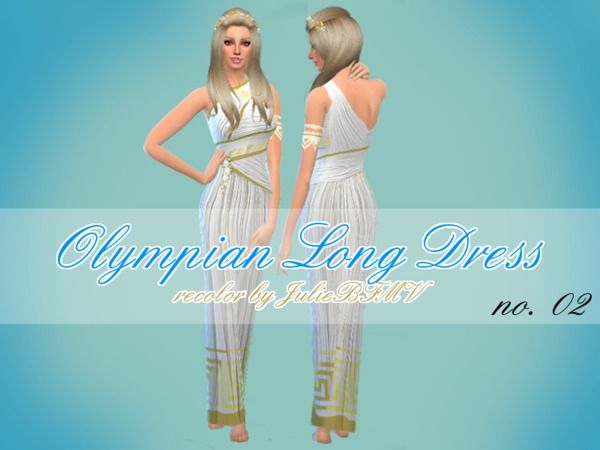 07f2749207 JulieBFMV s Olympian Long Dress 002