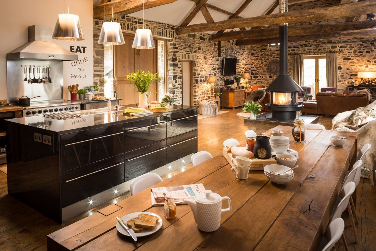 5 Large Kitchen Style Tips if Small is not the Choice