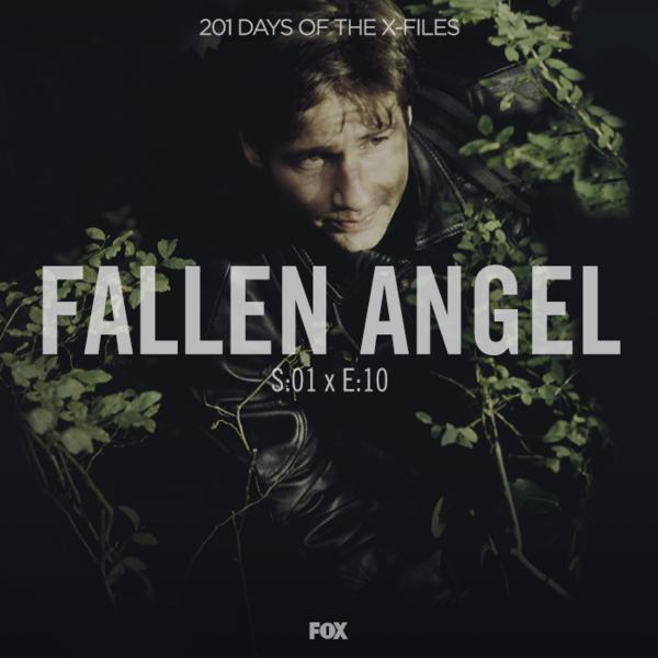 The X Files Tv Series News Show Information Fox X Files Fallen Angel Angel