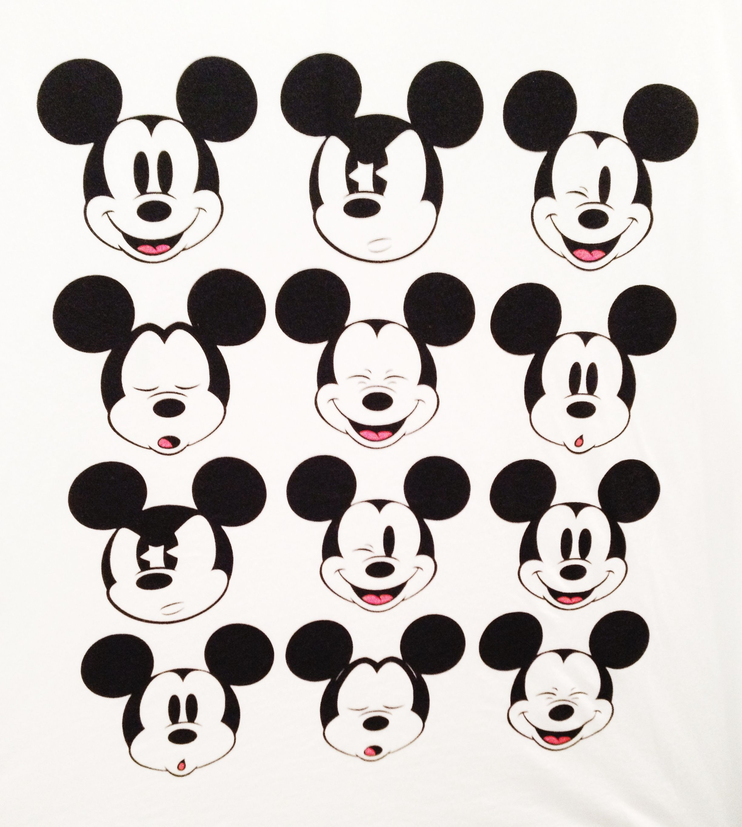 Mickey Mouse | Mickey Mouse and Co. | Pinterest | Türrahmen, Kinder ...