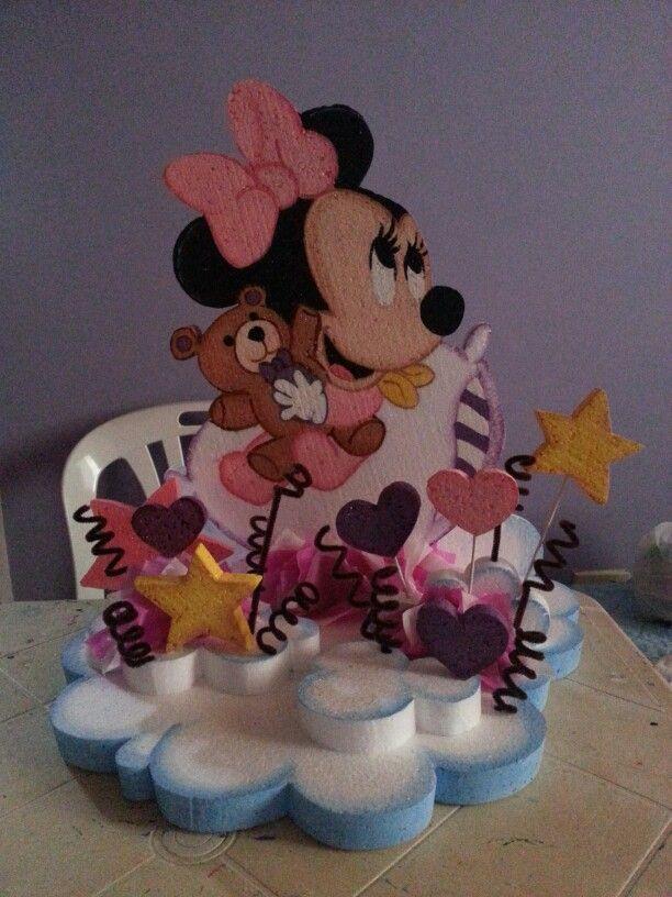 Chupetera de Minnie Mouse Baby | Chupetero | Pinterest | Ratones ...