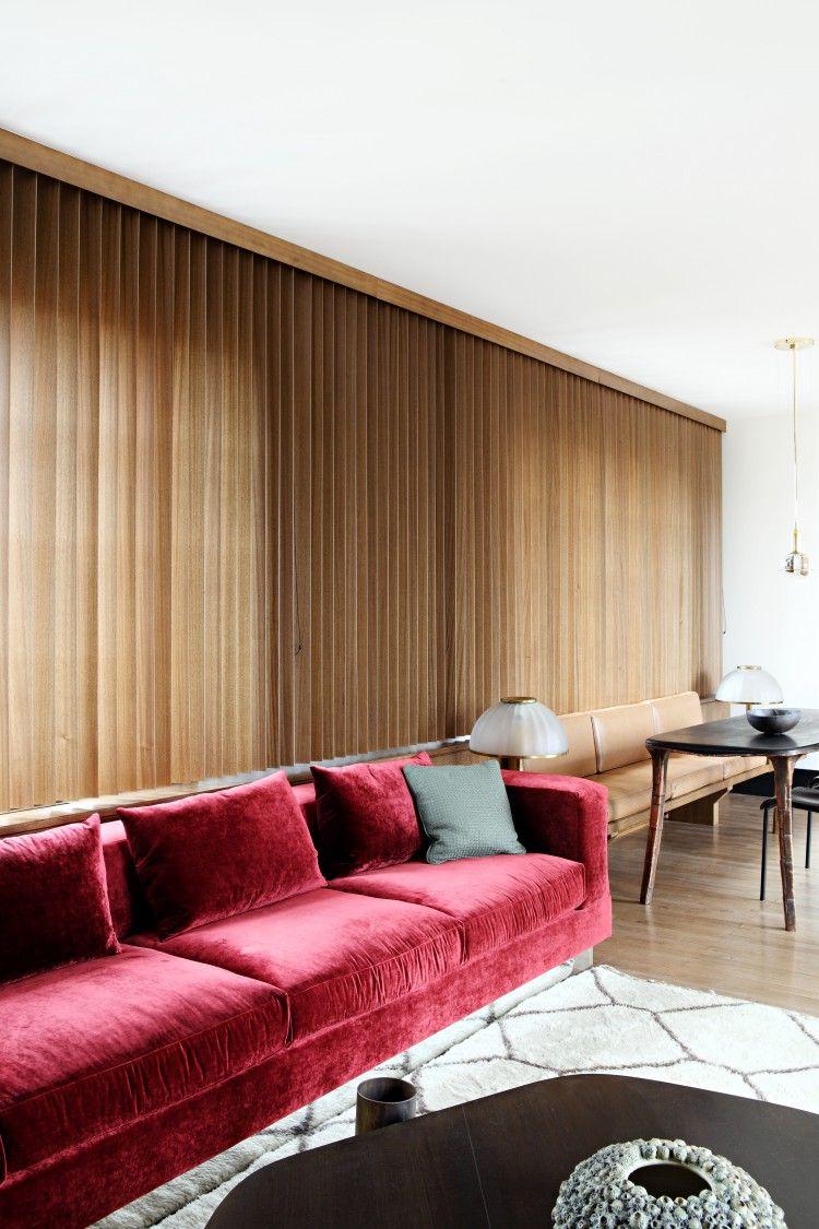 Parisian Loft By Studio Ko Living Room Designs Room Design Home Interior Design