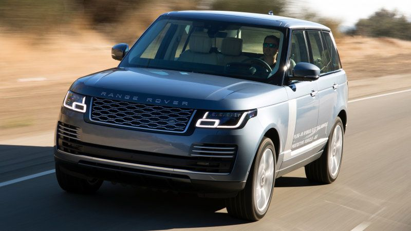 2019 Land Rover Range Rover PHEV Autobiography quick spin