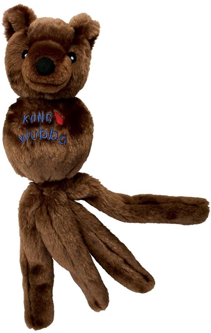 KONG Wubba Friend Dog Toy, Character Varies, Small Chewy
