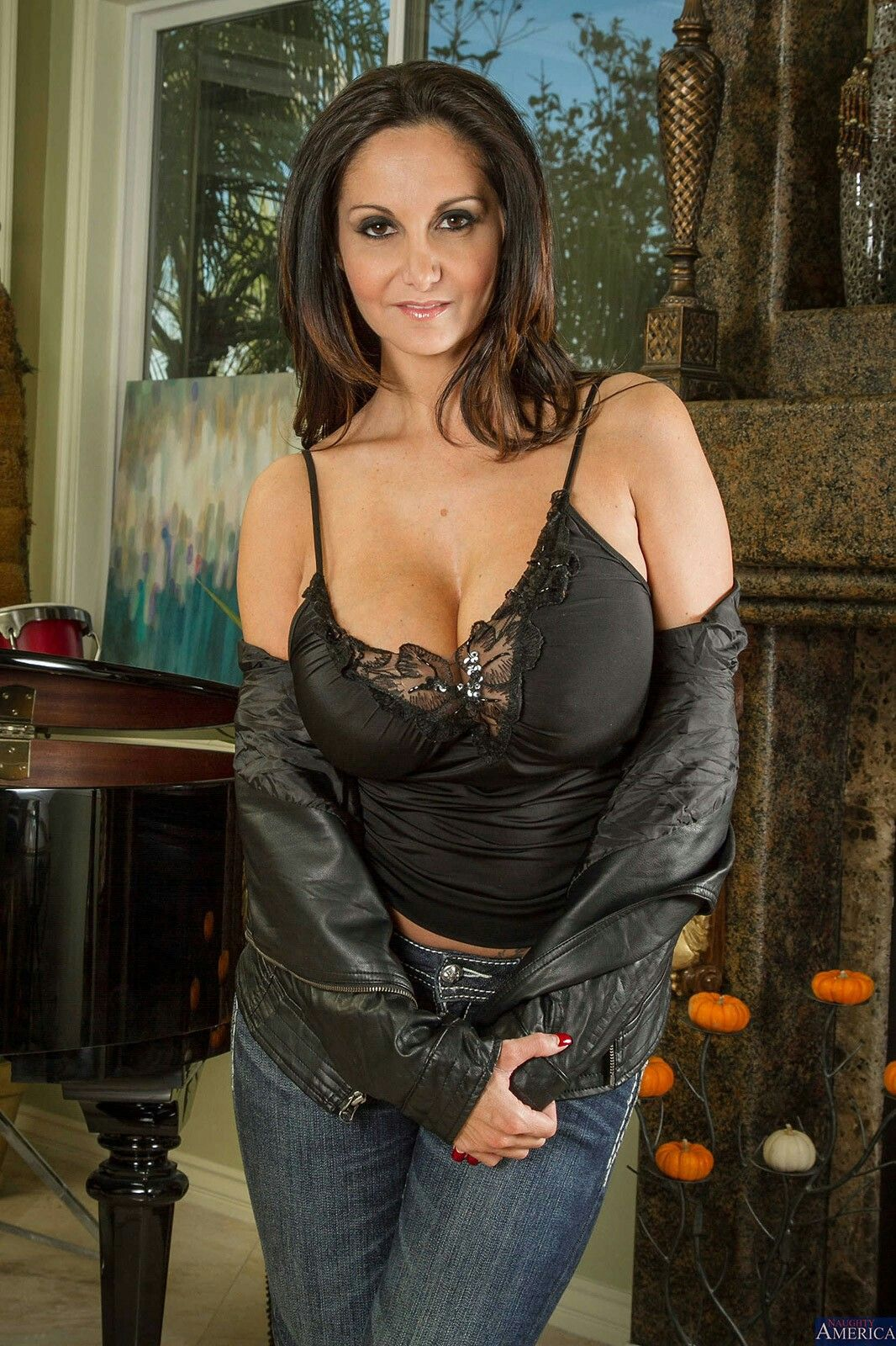 ava addams weight