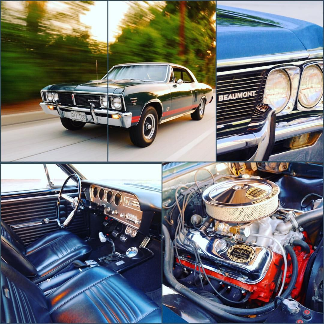 1967 Beaumont SD Cheetah L72 427 ————————————- Fast facts Engine:  427ci/450hp L72 V-8 Transmission: Muncie M20 4-speed manual Rearend:  12-bolt with ...