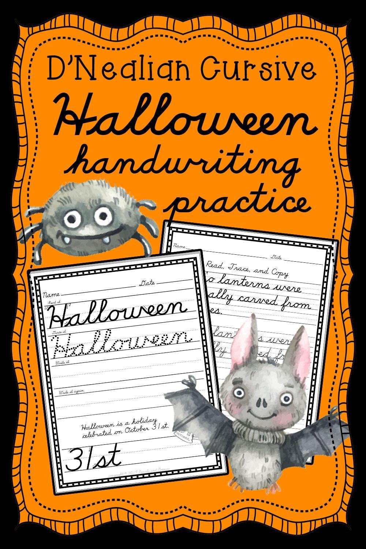 D Nealian Cursive Halloween Handwriting Practice Worksheets Halloween Cursive P Cursive Practice Cursive Handwriting Practice Handwriting Practice Worksheets [ 1500 x 1000 Pixel ]