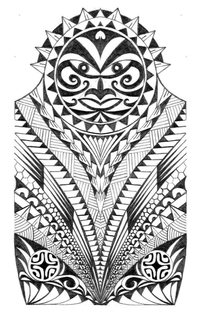 Samoan Warrior Half Sleeve Tattoo By Thehoundofulster Sleeve Tattoos Polynesian Tattoo Designs Tribal Tattoos