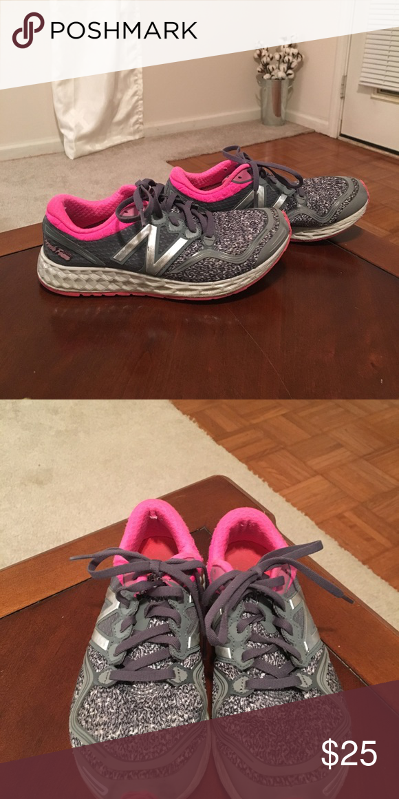 New Balance Fresh Foam Have been worn for running. Still in pretty good  shape. New Balance Shoes Athletic Shoes e984b1176c