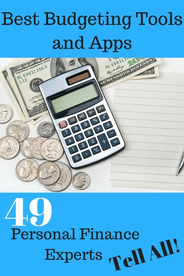 49 Personal Finance Experts Talk Best Budgeting Tools and Apps