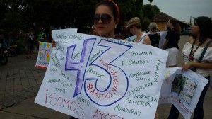 #Nosfaltan43