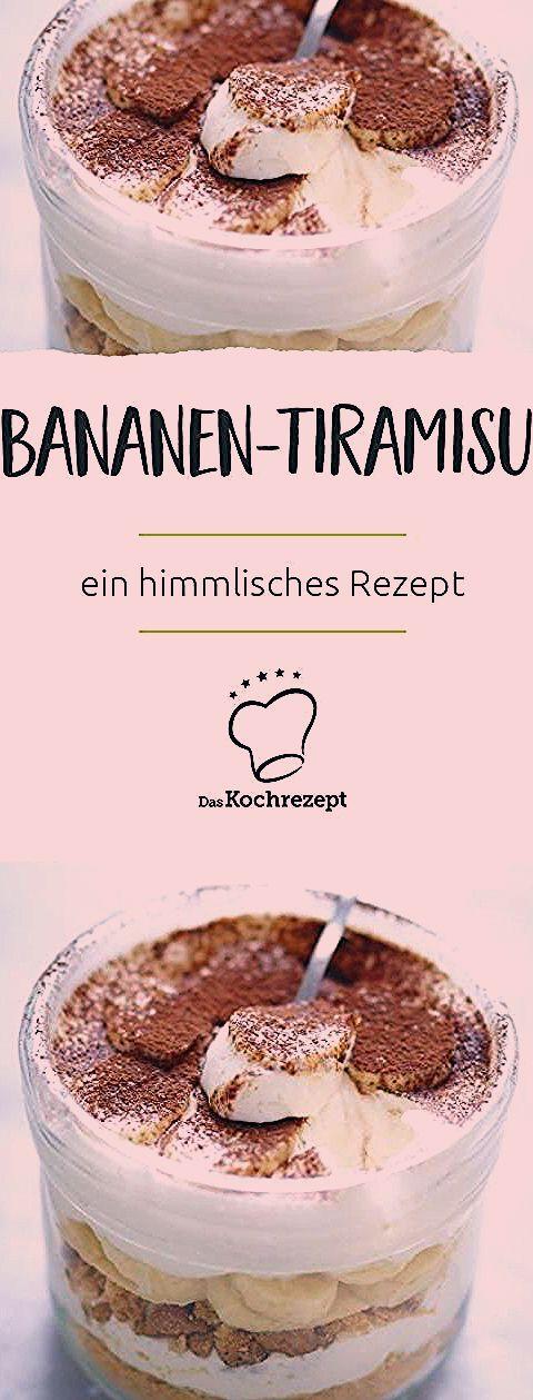 Photo of Bananen-Tiramisu