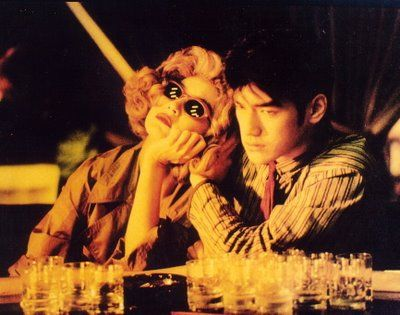 quite possibly my favourite film by Wong Kar Wai - Chungking Express