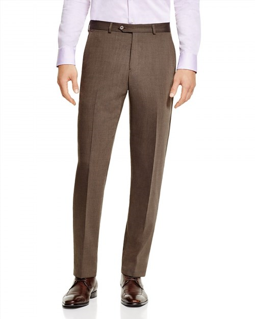 325.00$  Watch now - http://viaaa.justgood.pw/vig/item.php?t=zd5qrhf44567 - Armani Collezioni Classic Fit Trousers 325.00$