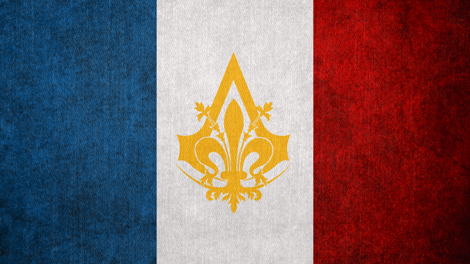 Assassin S Creed French Revolutionary Flag By Okiir Deviantart