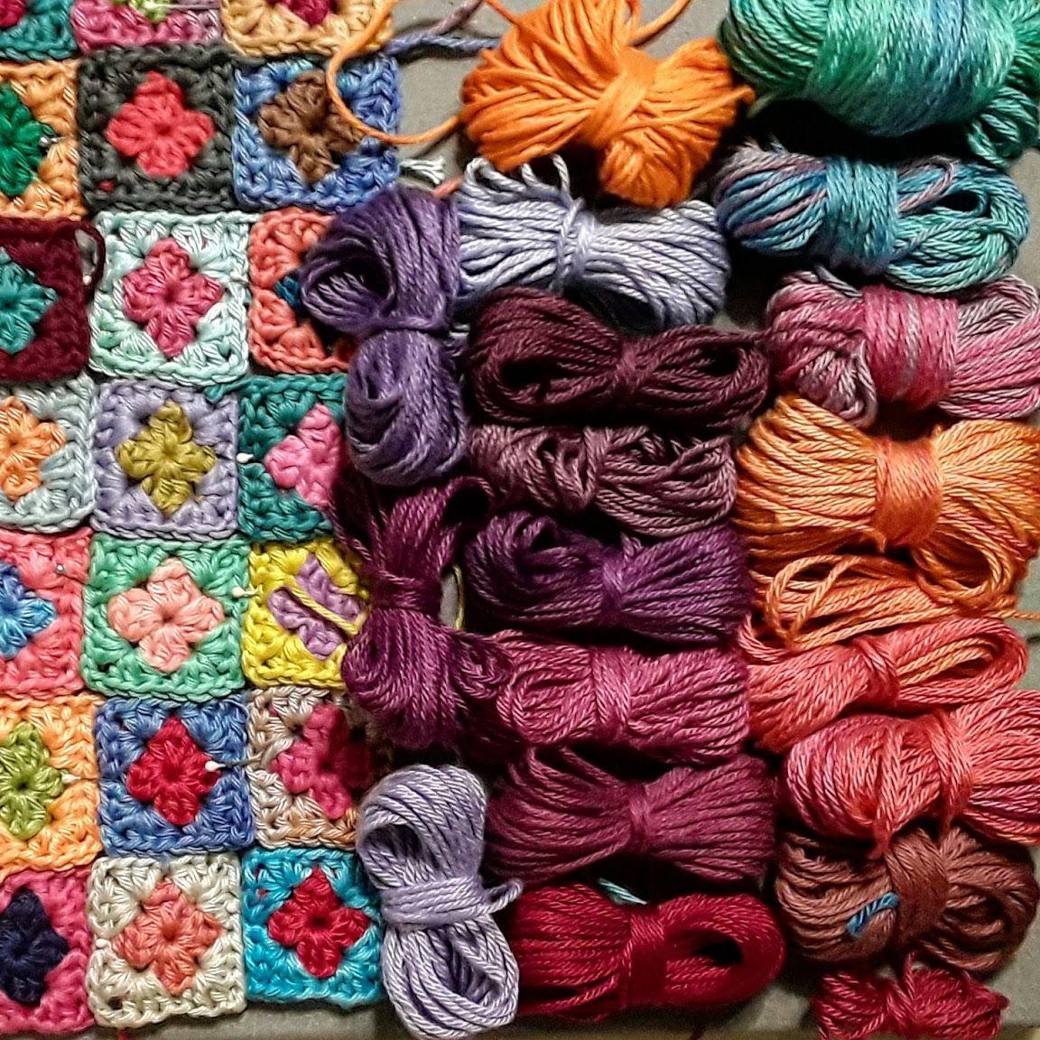 Vistoso Una Madeja Patrón De Crochet Carenado Colección - Ideas de ...