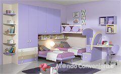 Camerette Smart ~ Camerette per bambini: key rosa di mondo convenienza camerette