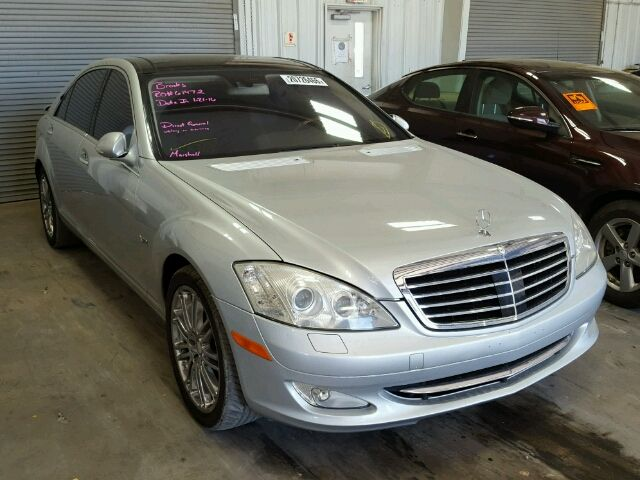 2008 Mercedes Benz S600 5 5l 12 For Sale At Copart Auto Auction Bid Win Now Benz Car Auctions Mercedes Benz