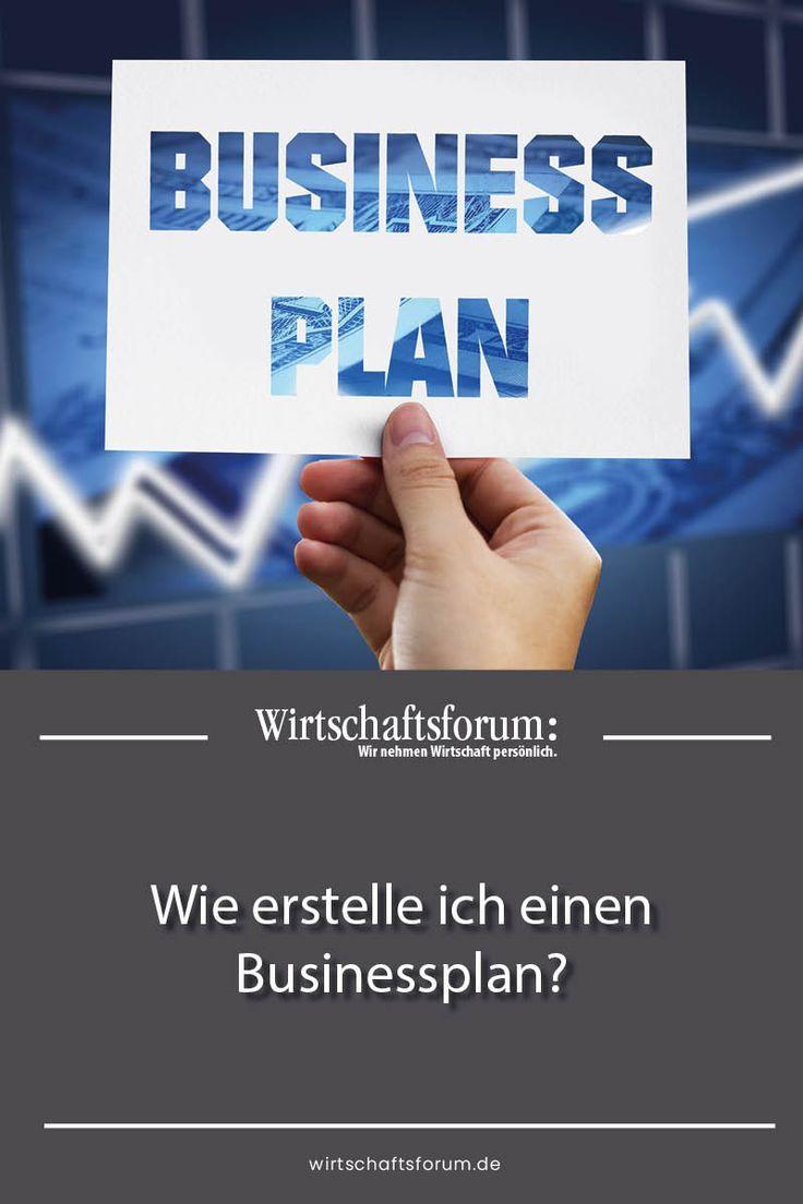 So erstellst du deinen Business Plan für deine